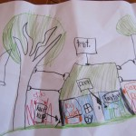 Fort Drawing-5 year old